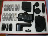' 110 Super RARE Boxed Outfit ' Pentax Auto 110 Super -COMPLETE- Rare Boxed Super Outfit £139.99